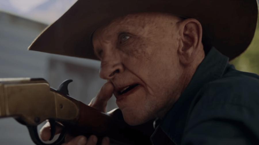 """Cena do clipe de """"Corporation"""", de Jack White - Reprodução/YouTube"""