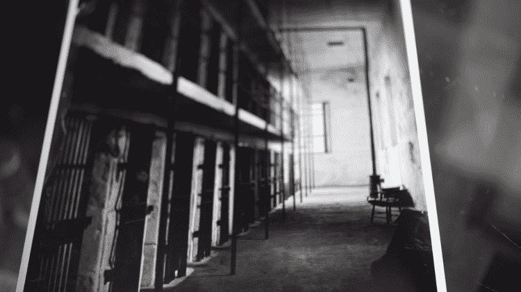 Prisão que inspirou Shawshank, nos livros de Stephen King - Reprodução/YouTube - Reprodução/YouTube