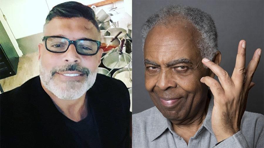 Alexandre Frota é condenado a indenizar Gilberto Gil - Reprodução/Instagram