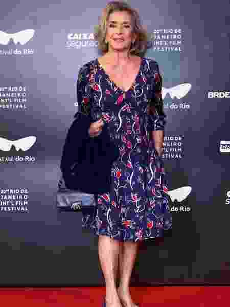 Betty Faria participou do Festival do Rio - Roberto Filho/Brazil News