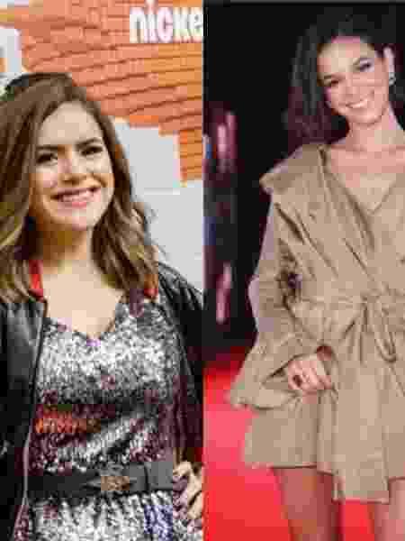 Maisa Silva e Bruna Marquezine - Reprodução/Instagram