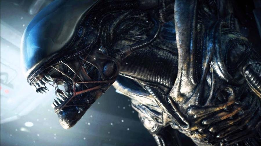 Alien - Reprodução