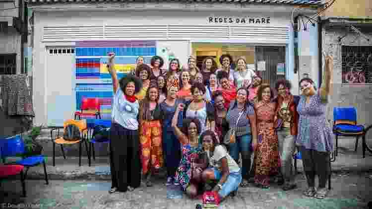 Favela Maré 3 - organização contra desigualdade no Rio - Douglas Lopes/Divulgação - Douglas Lopes/Divulgação