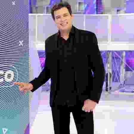 O apresentador Celso Portiolli  - Lourival Ribeiro/SBT