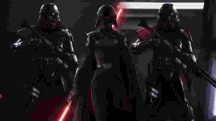 Star Wars Jedi: Fallen Order 5 - Reprodução - Reprodução