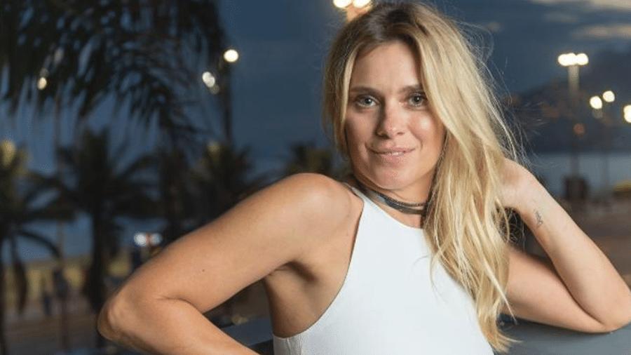 """Carolina Dieckmann, a Afrodite de """"O Sétimo Guardião""""  - João Miguel Jr./TV Globo"""