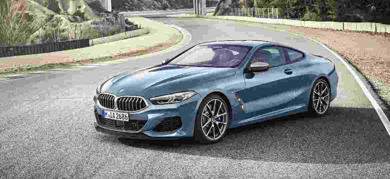 BMW M850i, com preço de R$ 799.950, é mais exótico do que seu cavalo de rodeio padrão - Divulgação