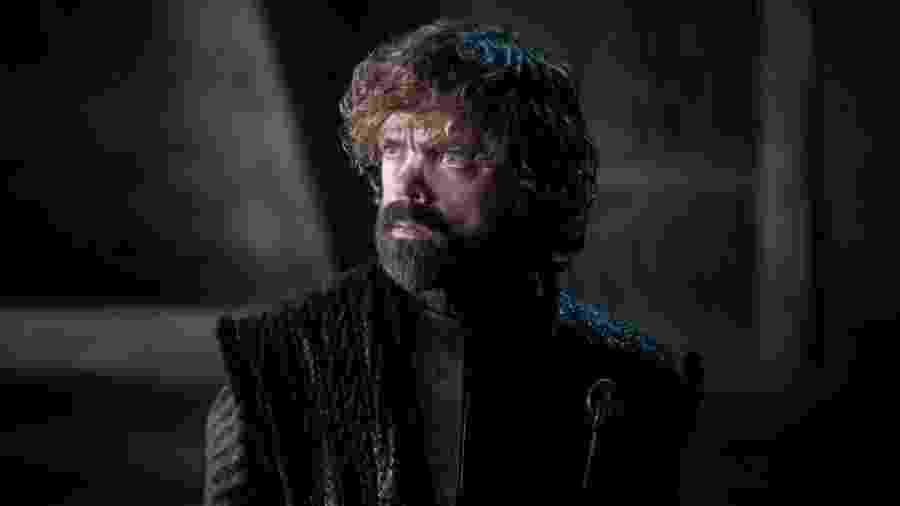 """Peter Dinklage como Tyrion Lannister em """"Game of Thrones"""" - Divulgação"""