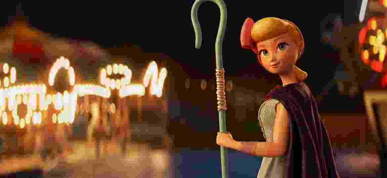 Betty, personagem que volta a Toy Story depois de 20 anos sem aparecer na franquia - Divulgação/Disney/Pixar