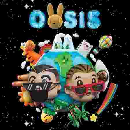 OASIS, colaboração entre J Balvin e Bad Bunny - Divulgação