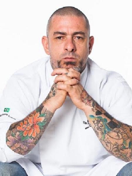 Henrique Fogaça, chef e jurado do Masterchef - Divulgação/Band