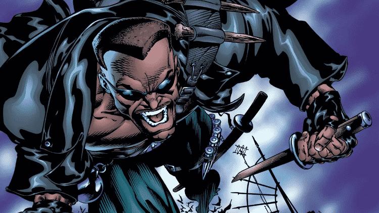 Blade, da Marvel Comics - Reprodução