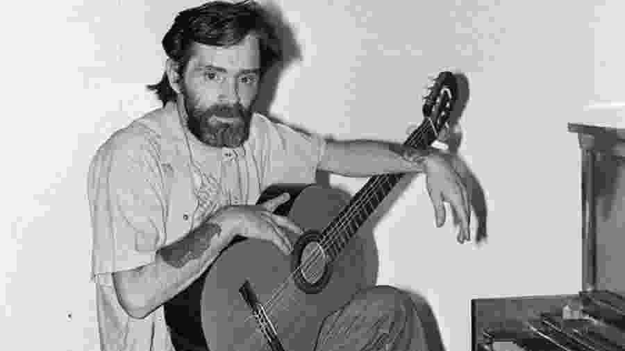 Charles Manson, que tinha 34 anos quando liderou os assassinatos  os assassinatos da atriz Sharon Tate e quatro de seus amigos dentro de sua casa e do casal Leno e Rosemary LaBianca  - Getty Images