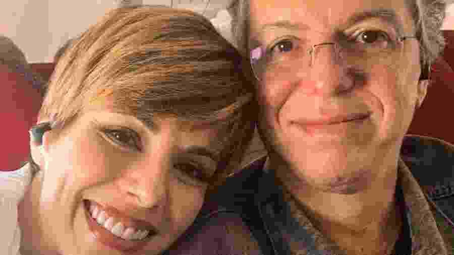 Ana Furtado com o marido, Boninho - Reprodução/Instagram