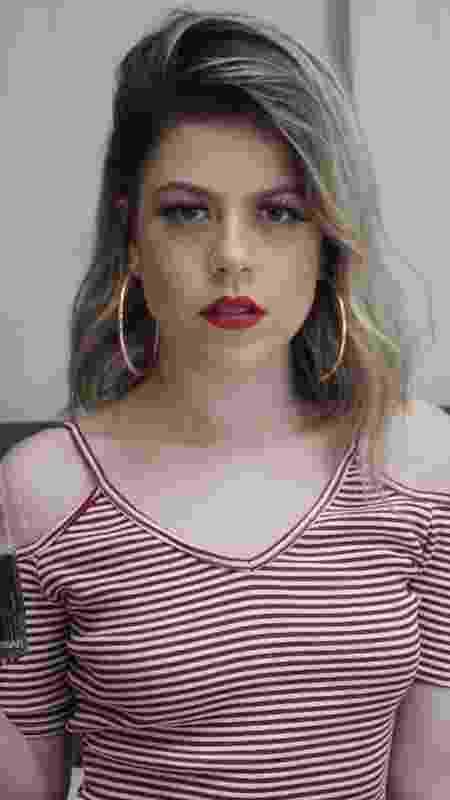 Paula Rodrigues, camgirl - Reprodução/Instagram - Reprodução/Instagram