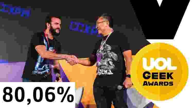 UOL Geek Awards - CCXP 2019 - Melhor anúncio - UOL - UOL