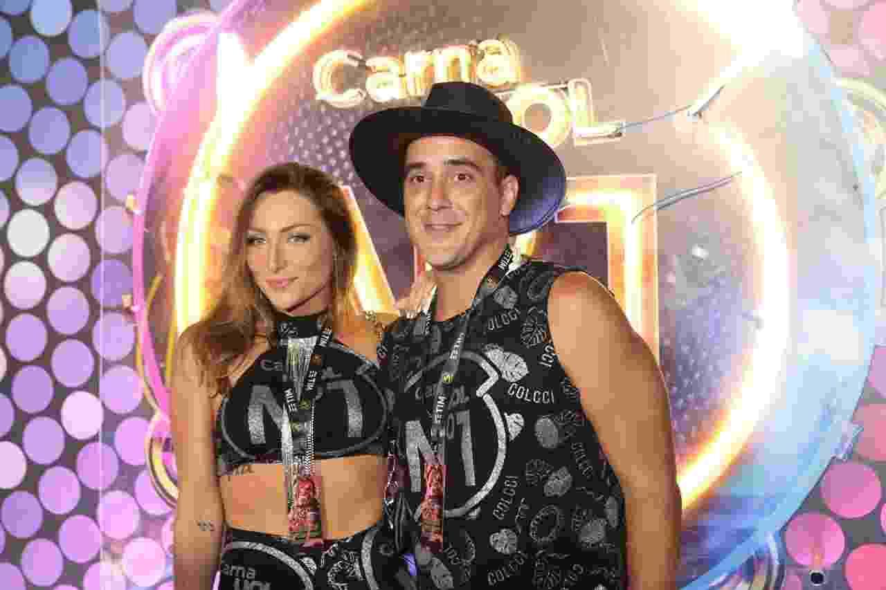 André Marques e Sofia Starling - Gianne Carvalho/UOL
