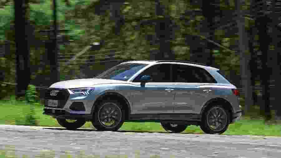 Audi oferece revisões gratuitas e um ano de seguro para modelos como o Q3 - Murilo Góes/UOL