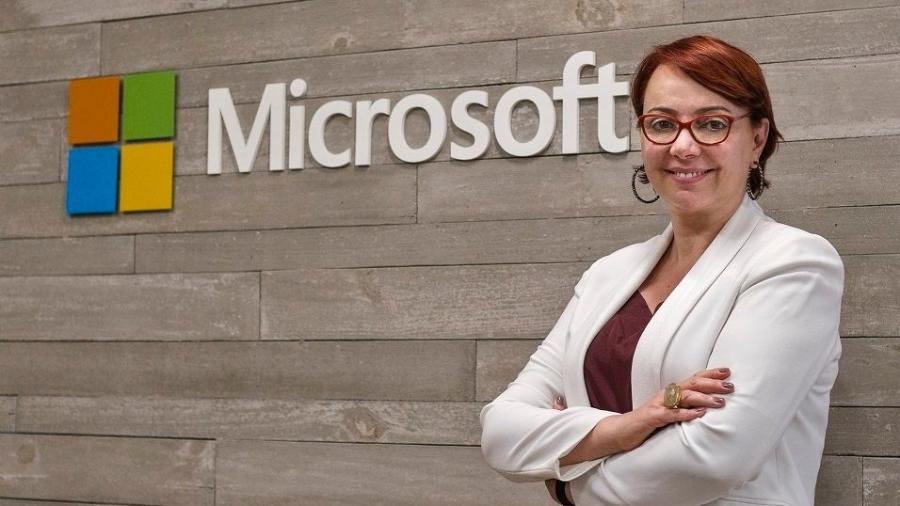 Tânia Cosentino, presidente da Microsoft no Brasil - André Ávila/Divulgação