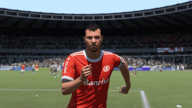 FIFA 21 Chiamuloira Internacional - Reprodução/START - Reprodução/START