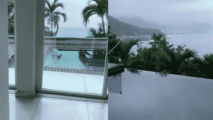 piscinas rafa kalimann - Reprodução/Instagram/@rafakalimann - Reprodução/Instagram/@rafakalimann