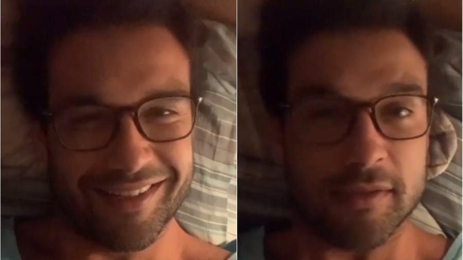Sérgio Marone responde a perguntas de seguidores no Instagram - Reprodução/Instagram