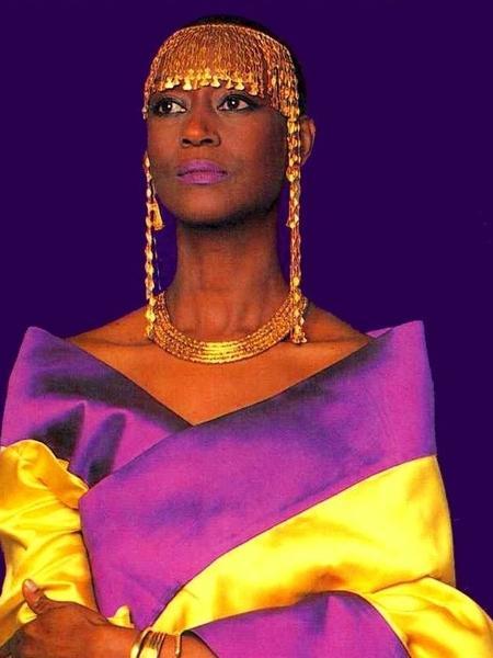 A princesa Elizabeth de Toro, de Uganda - Reprodução