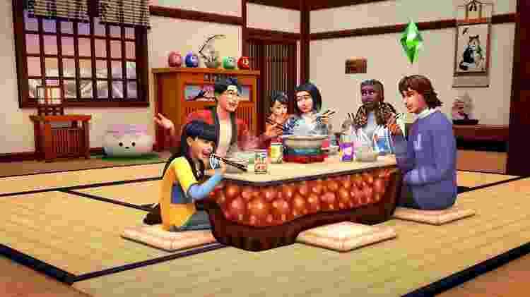 The Sims 4 Artigo 02 - Reprodução - Reprodução