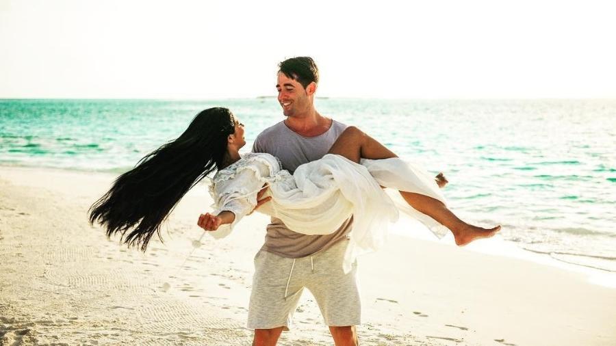 Simaria e Vicente foram casados por mais de 14 anos e tiveram dois filhos - Reprodução/Instagram