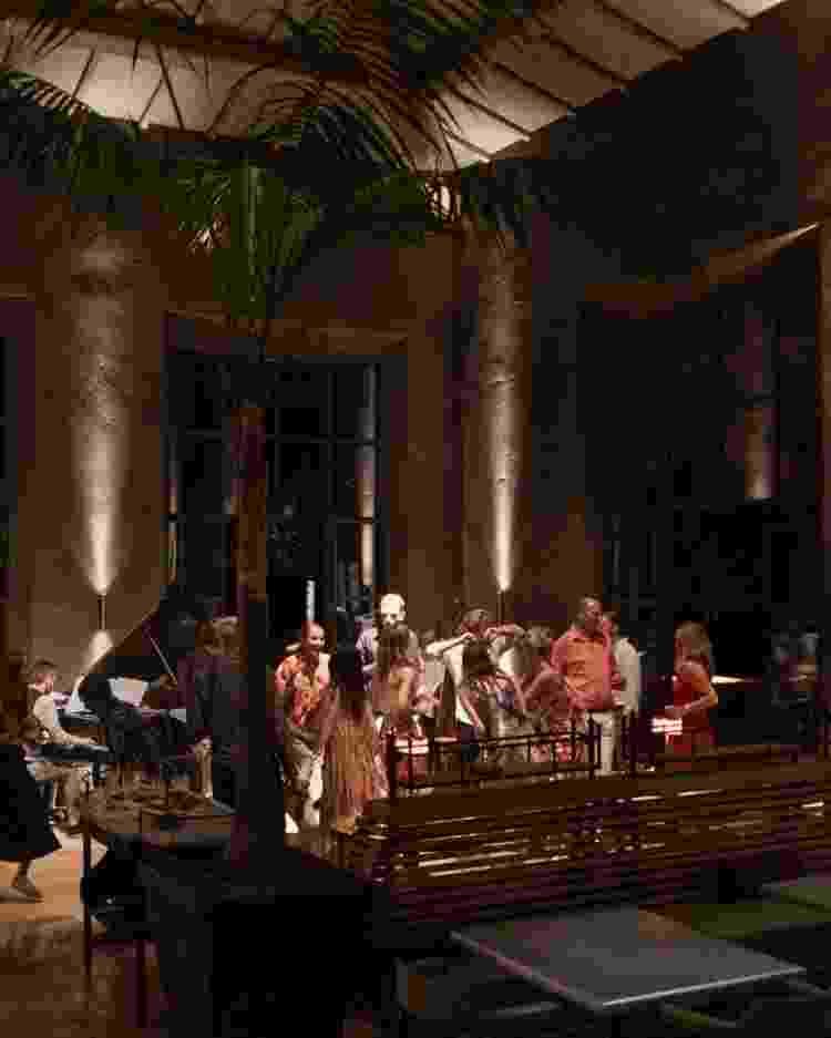 Hotel Reschio fica em um castelo de mais de mil anos (14) - Divulgação - Divulgação