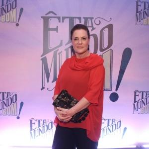 Elizabeth Savala será disputada por autores da Globo  - Thyago Andrade/Brazil News