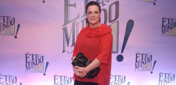 """Elizabeth Savalla será a fazendeira mandona Cunegundes em """"Êta Mundo Bom"""" - Thyago Andrade/Brazil News"""