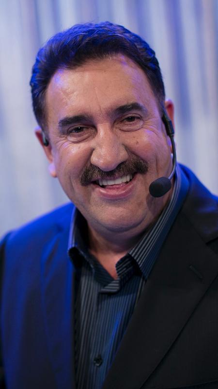 O apresentador do SBT Ratinho - Fabio Braga/Folhapress