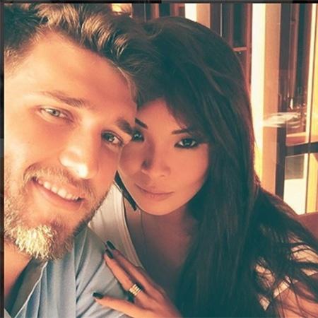 Carol Nakamura e Aislan Lotici namoraram por dois anos - Reprodução/Instagram