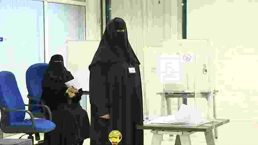 Apesar da autorização para dirigir, as sauditas ainda não podem fazer ações cotidianas como abrir uma conta no banco - Divulgação