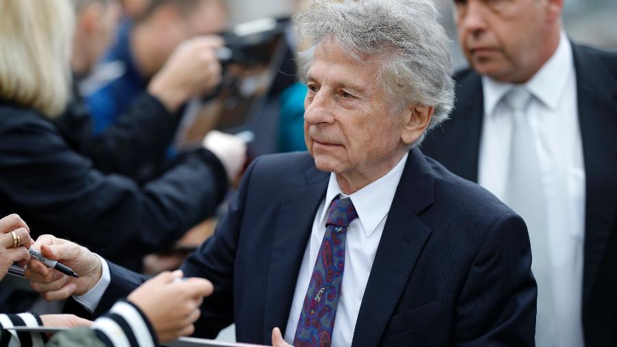 A estreia do último filme de Roman Polanski hoje, na França, foi marcada por protestos - Getty Images