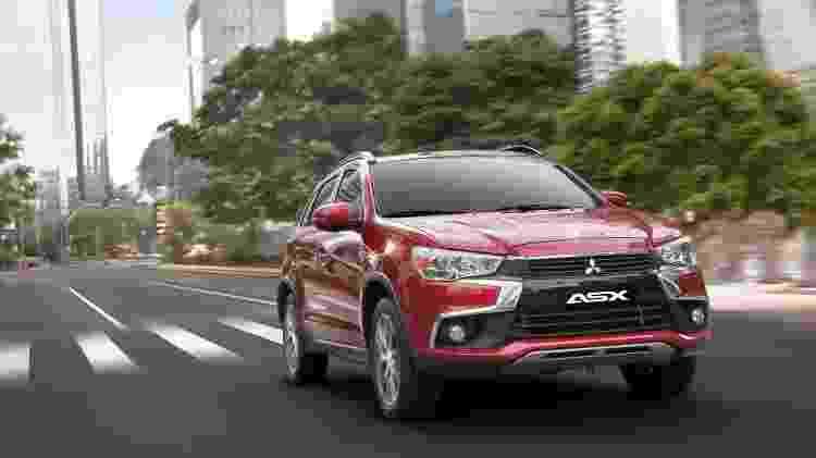 Mitsubishi ASX Flex - Divulgação - Divulgação
