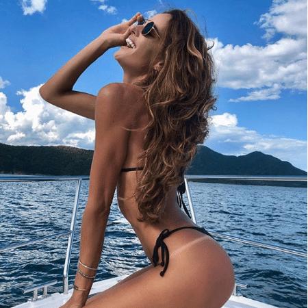 Izabel Goulart - Reprodução/Instagram/izabelgoulart