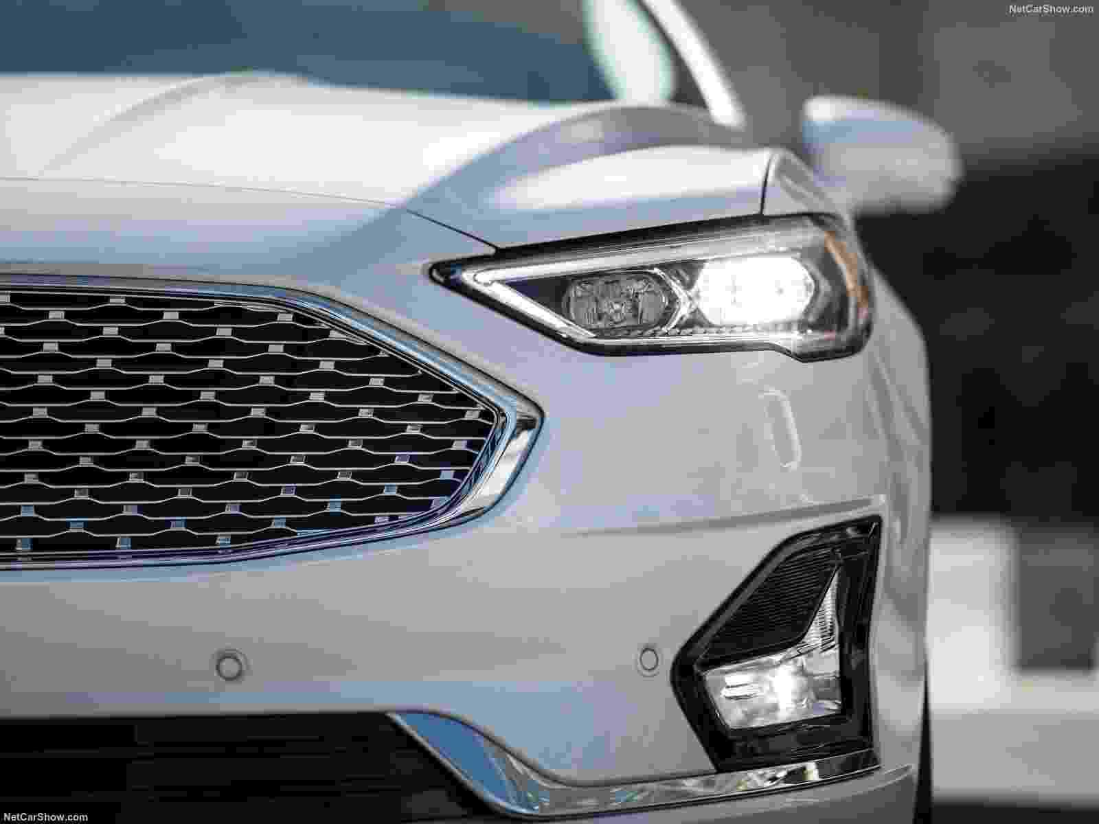 Ford Fusion 2019 - Divulgação