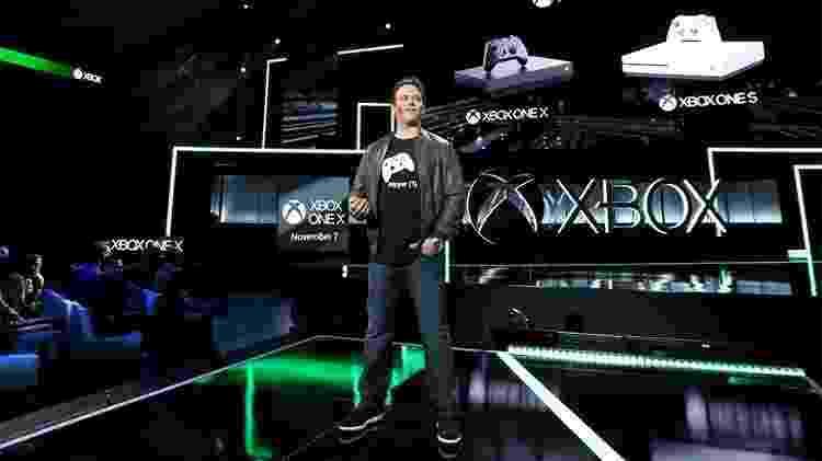 Phil Spencer - Divulgação/Microsoft - Divulgação/Microsoft