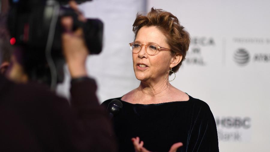 A atriz Annette Bening - AFP/Angela Weiss