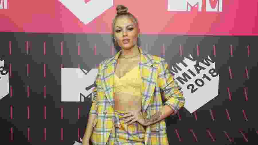 Luisa Sonza no MTV MIAW 2018 - Francisco Cepeda e Thiago Duran/AgNews
