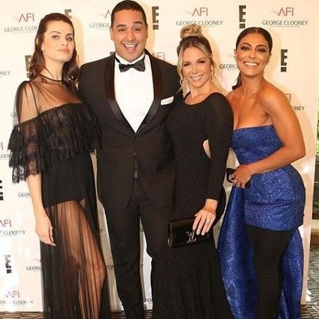 Juliana Paes, Isabeli Fontana e Carla Perez aparecem juntas em premiação - Reprodução/Instagram