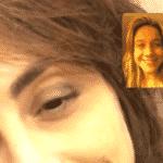 Fernanda Gentil e Priscila Montadon - Reprodução/Instagram