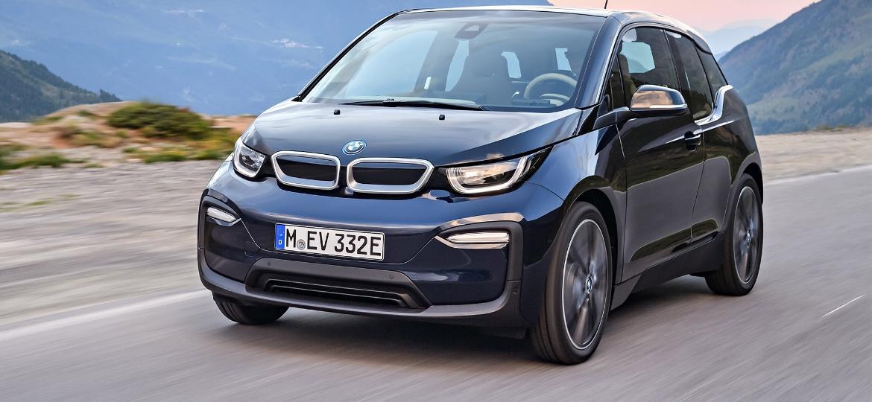 BMW i3 ganhou leve reestilização e mais autonomia - Divulgação