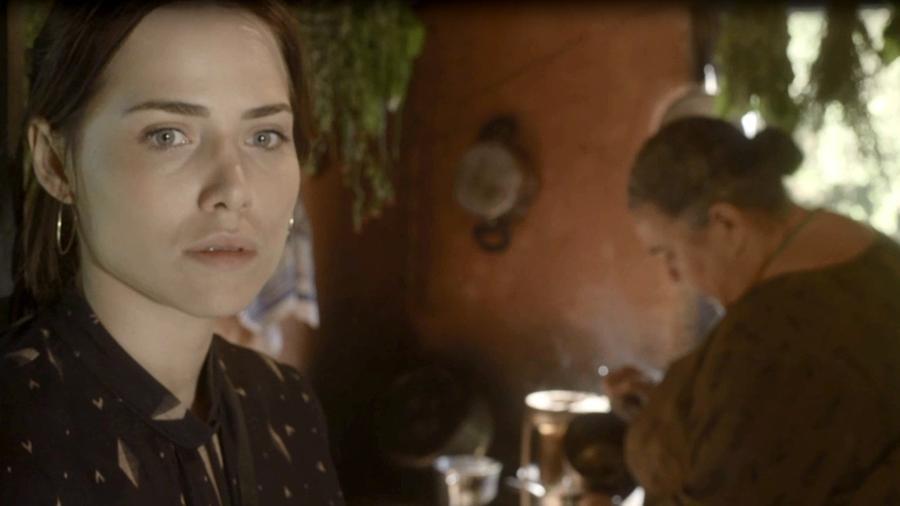 Rosa fica chocada com revelação - Reprodução/Gshow