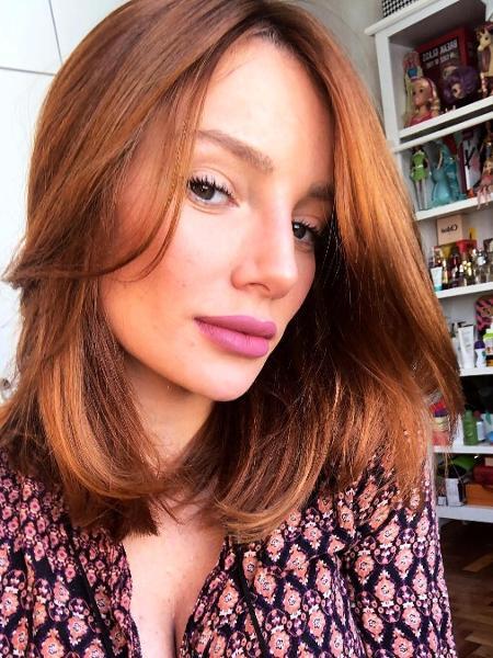 Maria Eugênia Suconic passou a fazer Lash Lifting após perder cílios em alongamento - Reprodução/Instagram/msuconic