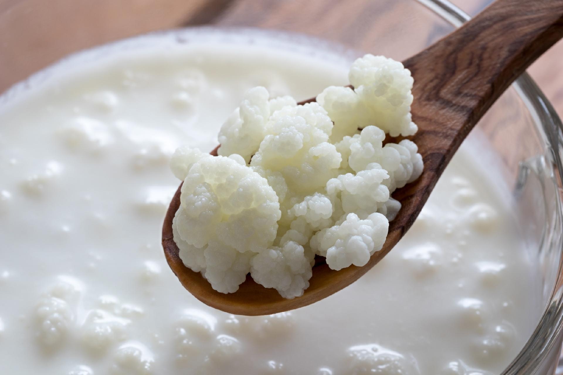 Gosto de iogurte e benefícios para a saúde de todos!