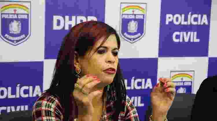 Delegada Gleide Ângelo foi eleita como deputada estadual com votação expressiva; trabalhou em investigações de crime de grande repercussão no estado - Divulgação - Divulgação