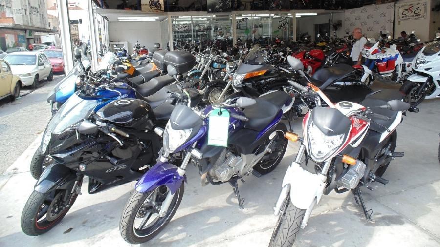 Setor de motos foi afetado por falta de peças e crise sanitária em Manaus, onde estão as principais fábricas - INFOMOTO